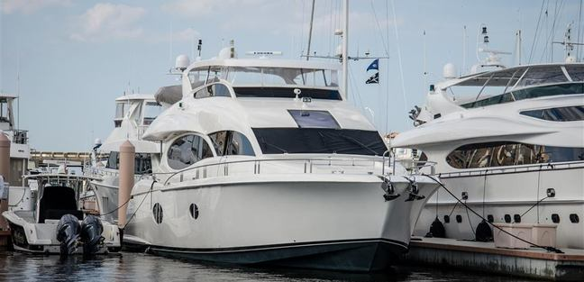 Shades of Blue Charter Yacht - 4