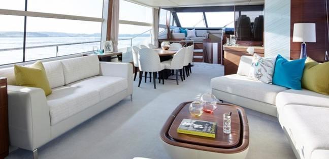 Lemon Not Lime Charter Yacht - 7