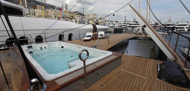 Perseus^3 Charter Yacht - 5