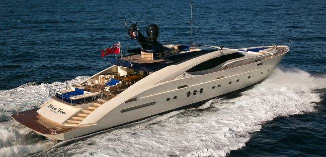 Plus Too Charter Yacht