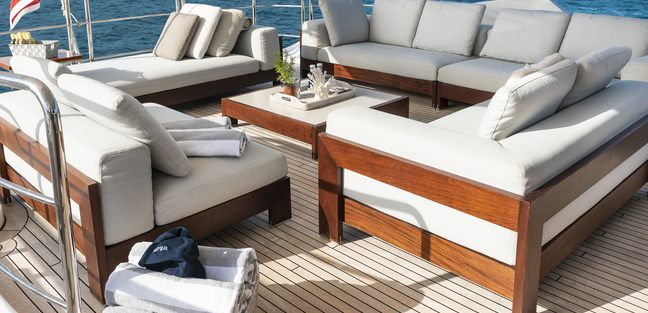 Orso 3 Charter Yacht - 3
