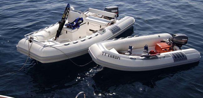 Cymbella Charter Yacht - 5