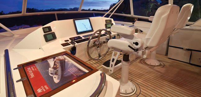 Patagon Charter Yacht - 2