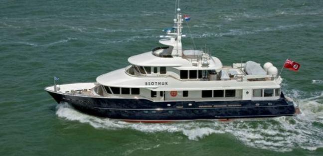 Beothuk Charter Yacht - 2