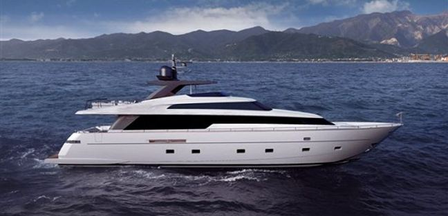 SL94 Charter Yacht