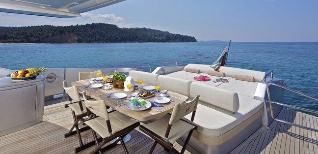 Thea Malta Charter Yacht - 3