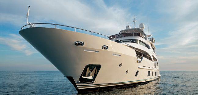 My Paradis Charter Yacht - 2