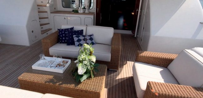 Baltic Sea Charter Yacht - 4