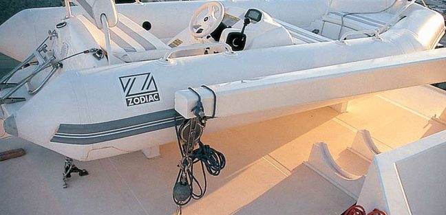 Amphitrite K.Y. Charter Yacht - 6