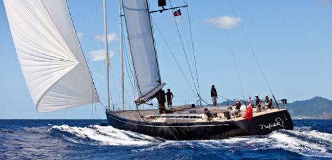 Nefertiti Charter Yacht - 3