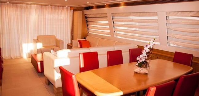 Felina Charter Yacht - 6