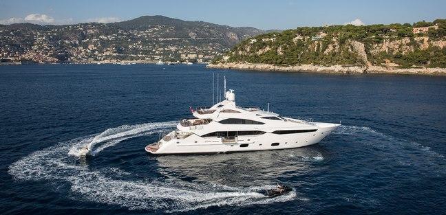 Thumper Charter Yacht
