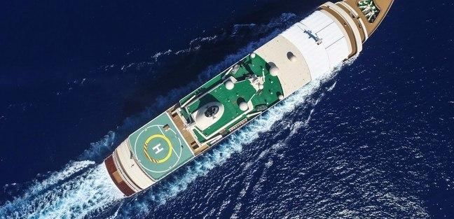Fulk Al Salamah Charter Yacht - 5
