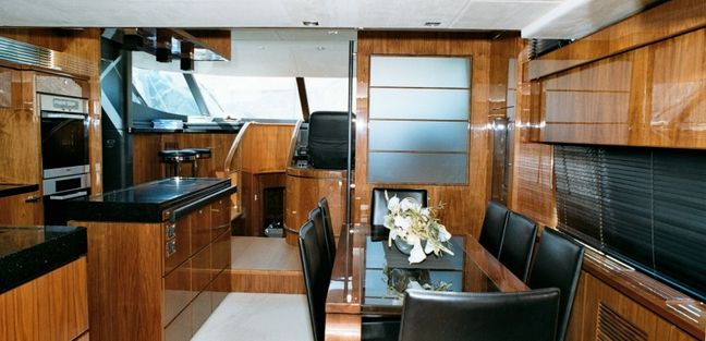 Xchè Charter Yacht - 5