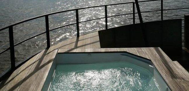 Aria Amazon Charter Yacht - 3