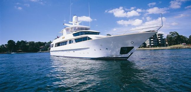 Phoenix I Charter Yacht - 3