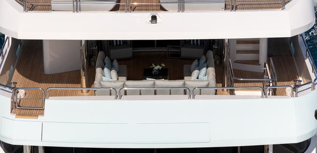 Arados Charter Yacht - 2