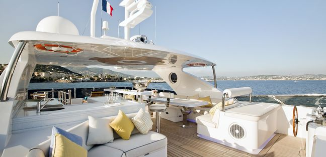Marina Wonder Charter Yacht - 4