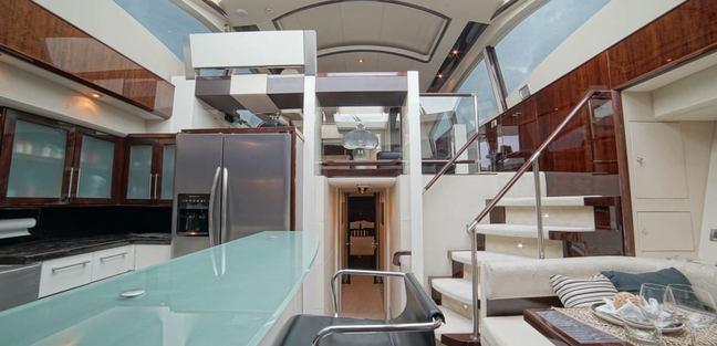 Lady H Charter Yacht - 3