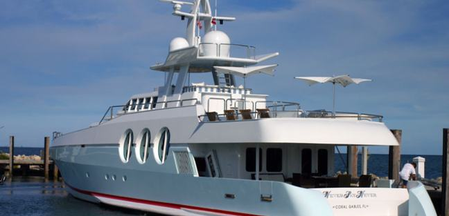 Never Say Never Charter Yacht - 4