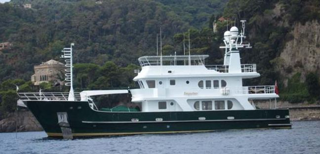 Impetus Charter Yacht - 2