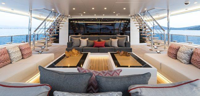 Samurai Charter Yacht - 3