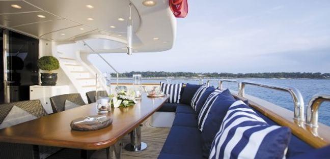 SeaBlue'Z Charter Yacht - 5