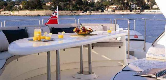 Baron B Charter Yacht - 4