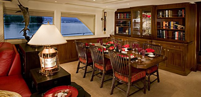 Sol Pursuit Charter Yacht - 5