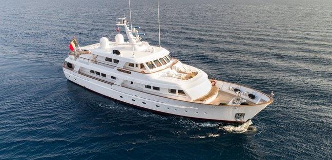 Cornelia Charter Yacht