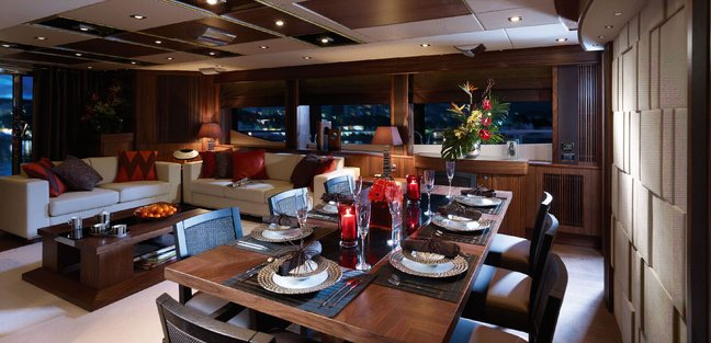 Tuppence Charter Yacht - 4