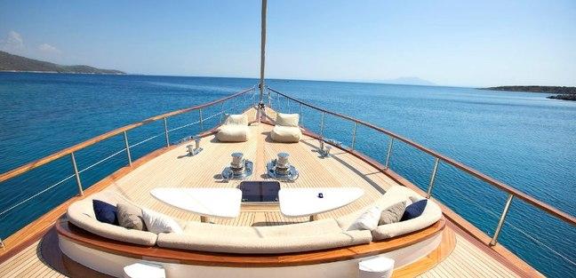 Miss B Charter Yacht - 2