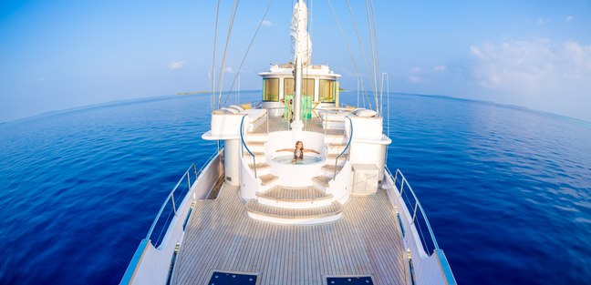 Soneva In Aqua Charter Yacht - 2
