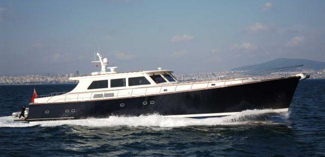 Essence of Cayman Charter Yacht