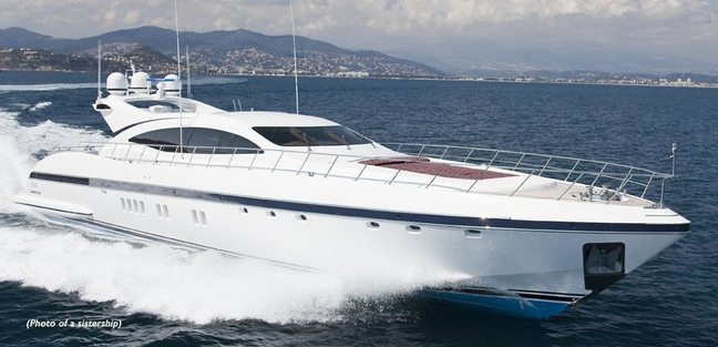 Grazia Charter Yacht