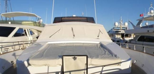 Canados 78 Charter Yacht - 2