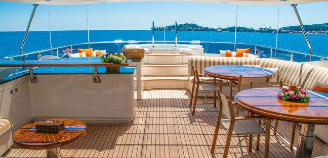 Gloria Teresa Charter Yacht - 3