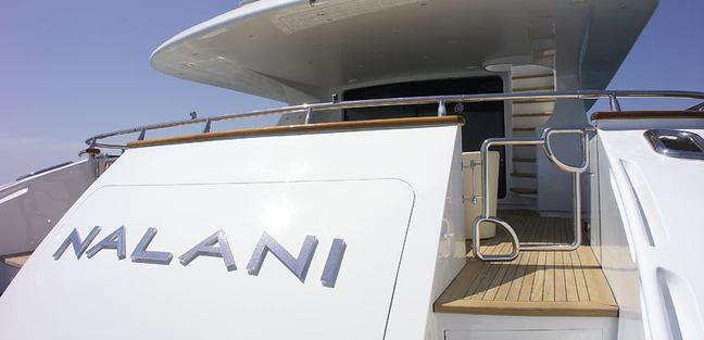 Nalani Charter Yacht - 4