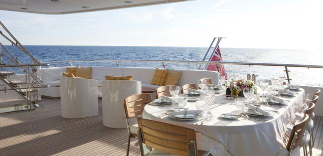 La Tania Charter Yacht - 7