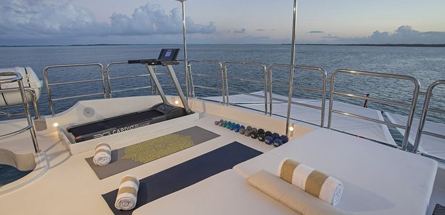 Pure Bliss Charter Yacht - 3