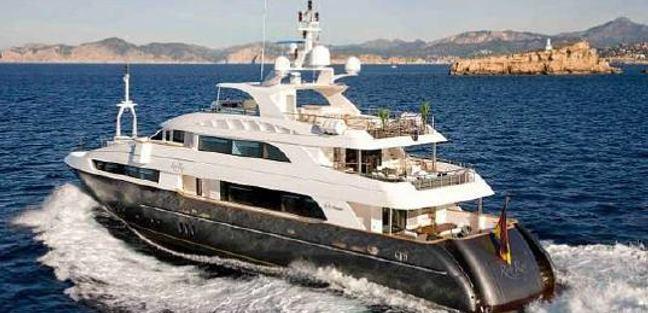 Komokwa Charter Yacht - 5
