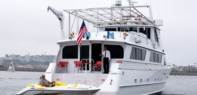 The Admiral Charter Yacht - 2