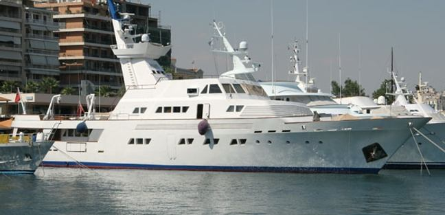 Alpega Charter Yacht
