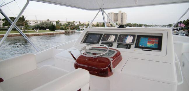 Away We Go Again Charter Yacht - 2