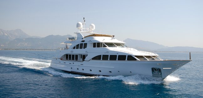 Gladiatore Charter Yacht