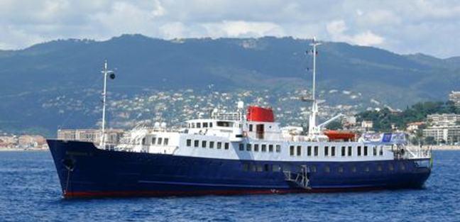 Harmony II Charter Yacht