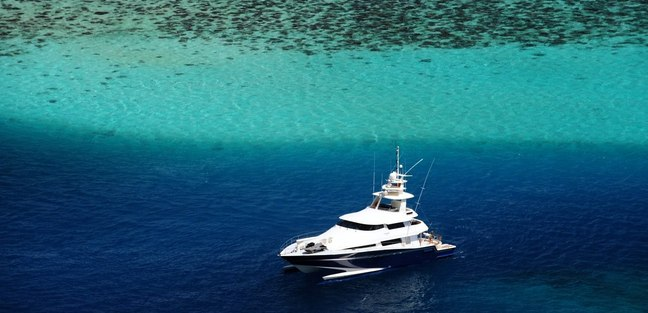 Ultimate Lady Charter Yacht - 3