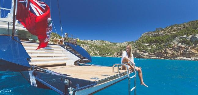 Q Charter Yacht - 5