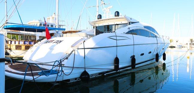 Black Zen Charter Yacht - 2