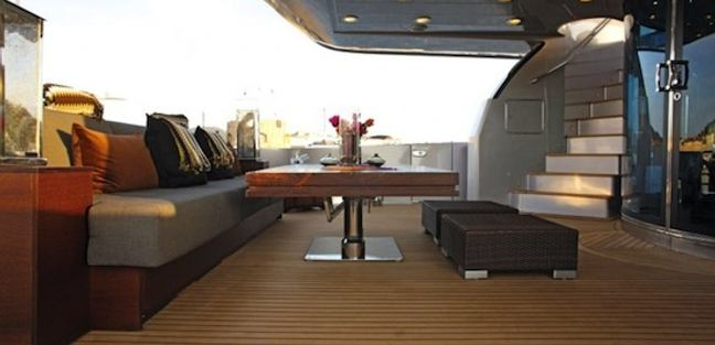 Naughty By Nature Charter Yacht - 4